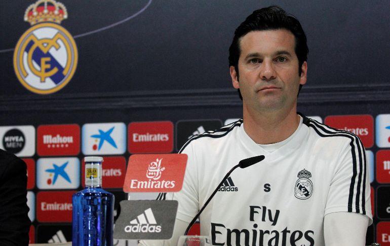 La carrera como entrenador del nuevo timonel de las Águilas está completamente ligada al Real Madrid. EFE / ARCHIVO