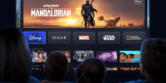 Estrenos de series y películas de Disney+ para enero de 2021