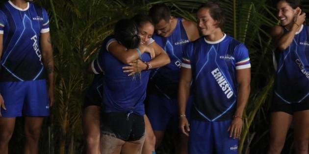 Valery Carranza, la eliminada 18 de