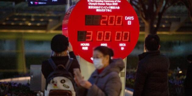 Japón prepara estado de emergencia por COVID-19 a 200 días de los Juegos Olímpicos