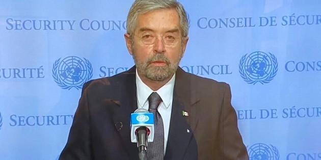 México inicia periodo como miembro del Consejo de Seguridad de la ONU