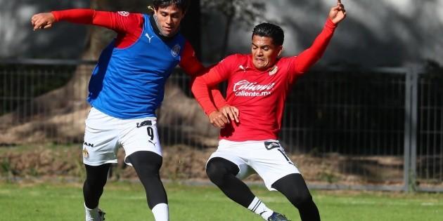 Chivas está para competir entre los cuatro mejores: Jesús Sánchez