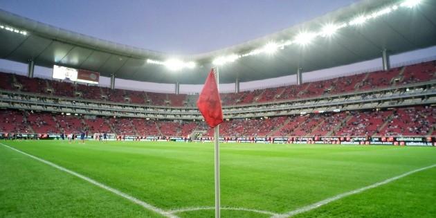 Chivas podría recibir aficionados en el Estadio Akron