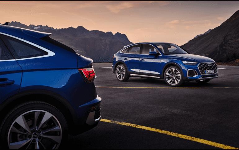 Audi anuncia que la la prioridad número uno en 2021 es salvaguardar la salud y seguridad de los más de cinco mil 200 colaboradores. ESPECIAL
