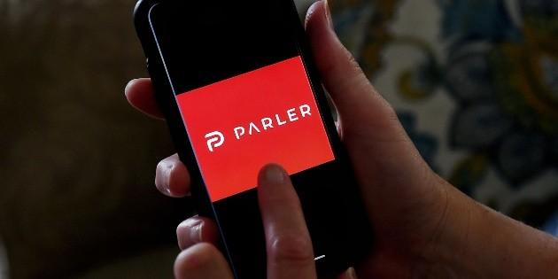 ¿Qué es Parler, la red social usada por los seguidores de Donald Trump?