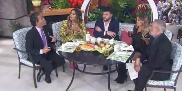 Galilea Montijo debate sobre el escándalo de Paty Navidad en