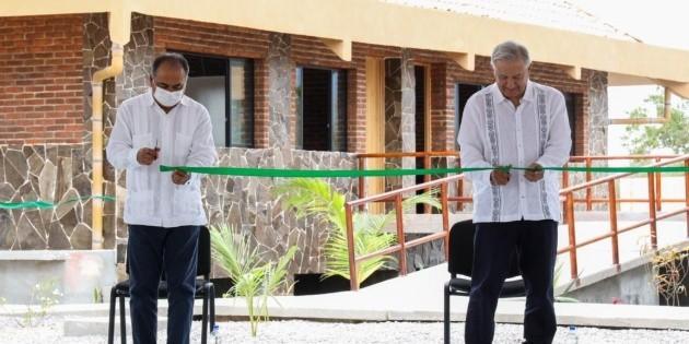 En Guerrero, AMLO recuerda la lucha de Lucio Cabañas