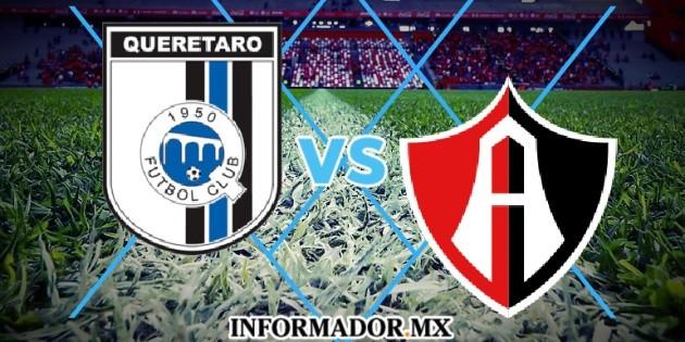 Minuto a minuto: Querétaro vs Atlas