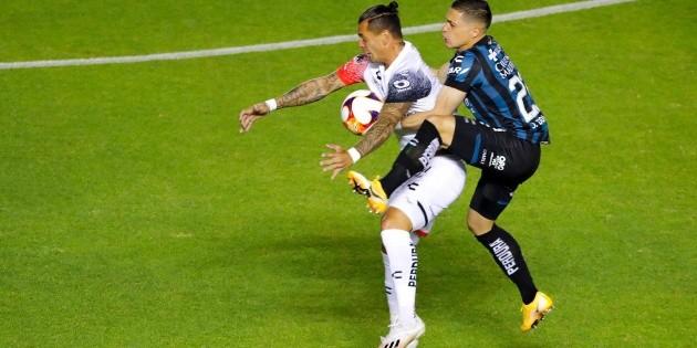 Atlas, cerca de abrir el marcador ante Querétaro