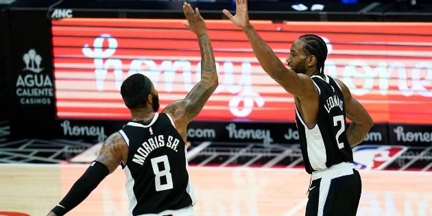 NBA: Clippers derrotan a Pacers y encadenan 4 victorias