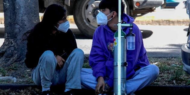 COVID: Jalisco alcanza 50% de ocupación en hospitales