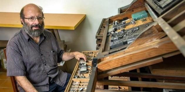 Muere el artista y tipógrafo José Clemente Orozco Farías
