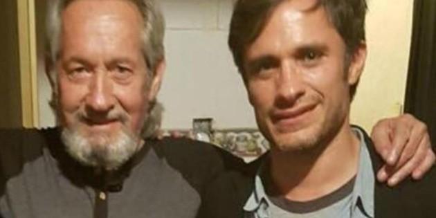 Hospitalizan al padre de Gael García; se encuentra delicado