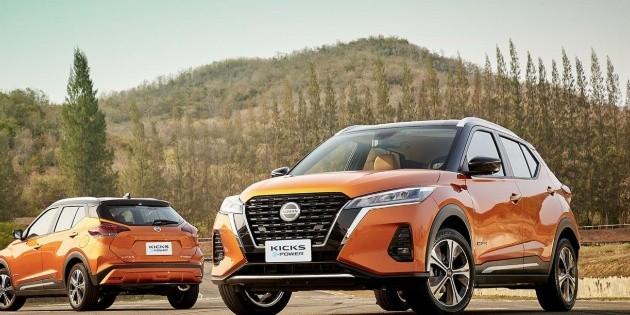 Nissan arranca la producción de los nuevos Kicks y March 2021 en México