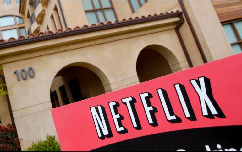 Netflix abrirá una sede para América Latina en la Ciudad de México. AFP / ARCHIVO