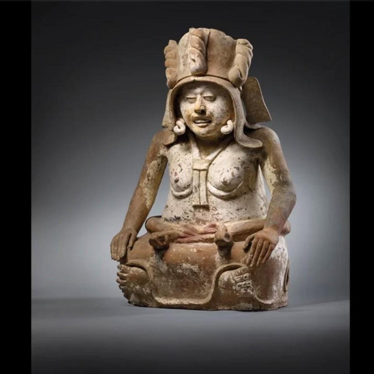 Christie S Subastará 33 Piezas Prehispánicas De Mesoamérica El Informador