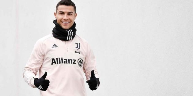 El conmovedor mensaje de Cristiano Ronaldo en su cumpleaños