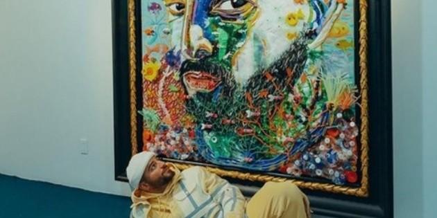 Maluma lanza subasta virtual de obras de arte inspiradas en su disco