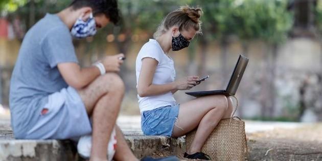 Cuba sufre un apagón digital temporal