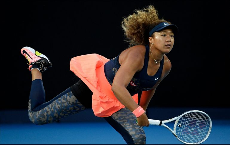Osaka se convertirá en la número dos de la clasificación WTA. AP / A. Brownbill