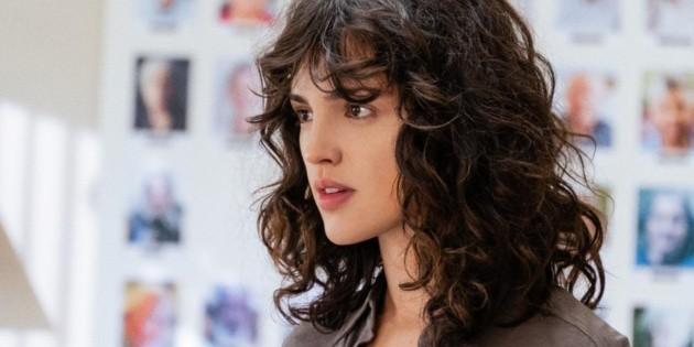 Eiza González cumple un sueño al trabajar con Rosamund Pike