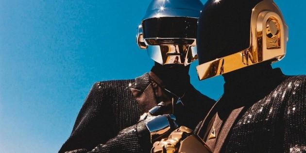 La energía de Daft Punk llega a su fin