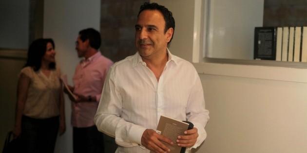 Mario Heredia gana el Premio de Novela Histórica del Claustro y Grijalbo