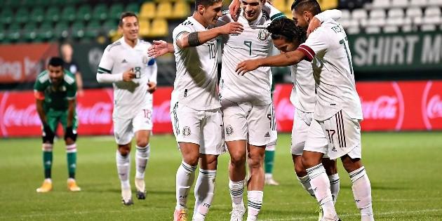 Selección Mexicana confirma sedes para Fecha FIFA de marzo