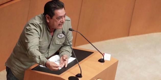 Morena quita candidatura a Félix Salgado; ordena nueva encuesta