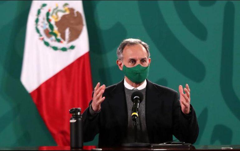 El 20 de febrero pasado, el subsecretario Hugo López-Gatell informó a través de sus redes sociales que había dado positivo al COVID-19. SUN / ARCHIVO