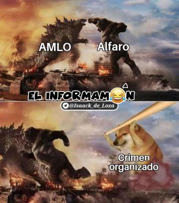 AMLO vs Enrique Alfaro