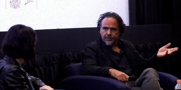 Detienen a hombre que golpea a un seguridad en rodaje de González Iñárritu