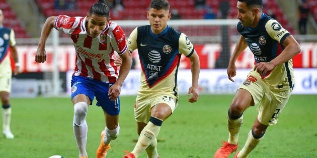 """En el Chivas vs América, a quebrar el """"cochinito"""""""