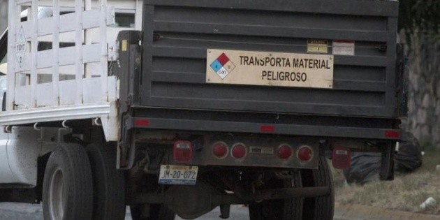 Emiten alerta en cinco estados por robo de cilindro con gas cloro en Querétaro