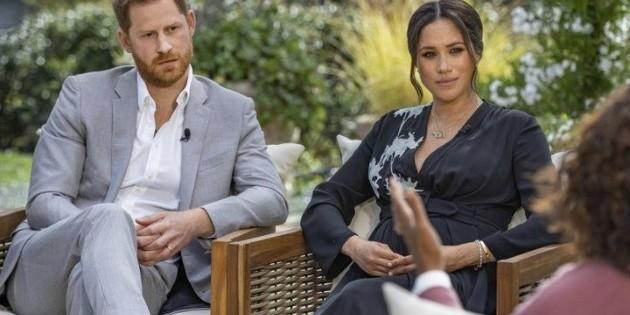 Meghan Markle revela que tuvo pensamientos suicidas como miembro de la familia real británica