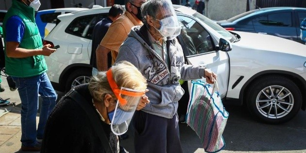 México acumula 190 mil 923 muertes por COVID-19