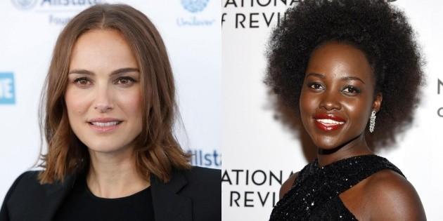 Natalie Portman debutará en la televisión con Lupita Nyong'o en