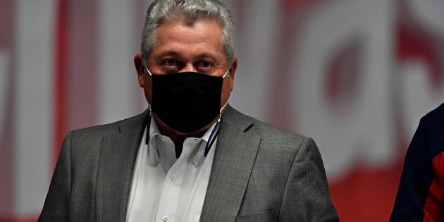 Víctor Manuel Vucetich reconoce errores en el Clásico