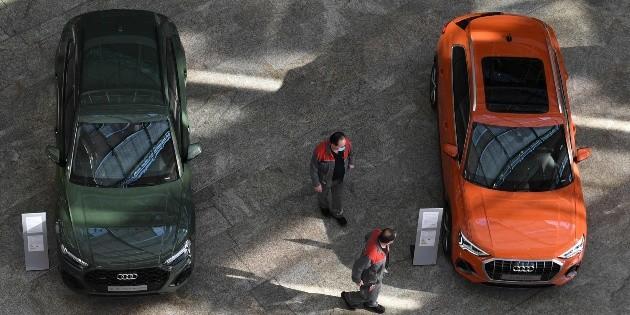 México defiende cuarto lugar en exportación de automóviles