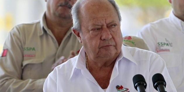 La FGR ivestiga a Romero Deschamps por depósitos millonarios