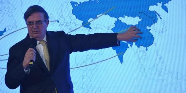 COVID-19: Ebrard viajará a Rusia, India y China para revisar acuerdos de vacunas | El Informador