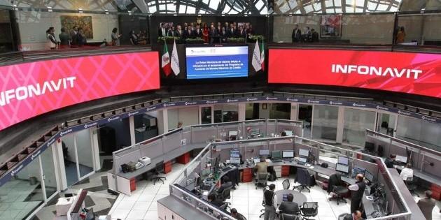 La Bolsa de México baja debido a pérdidas del sector de consumo básico