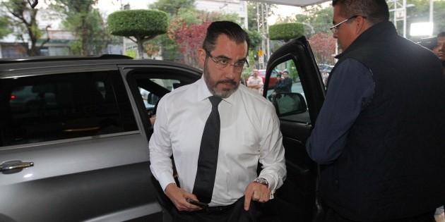 Jesús Orta: Juez niega amparo a ex secretario de seguridad de la CDMX; podrá ser detenido