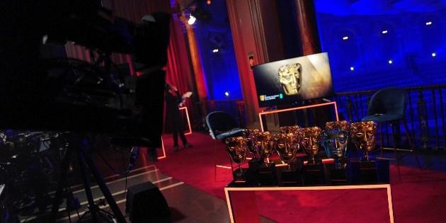 Arranca en Londres la gala de los premios de cine Bafta