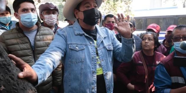 El INE cancela, de nuevo, registro de Félix Salgado