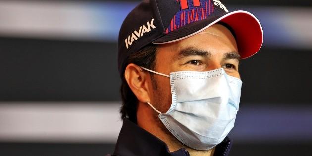 ''Checo'' Pérez explica lo que necesita para acoplarse a su Red Bull