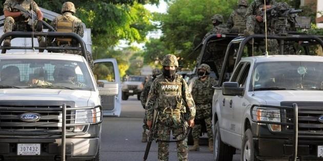 Procesan a 30 marinos por desaparición forzada en Nuevo Laredo