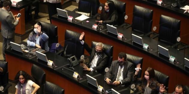 Senadores aprueban la Ley Orgánica del Poder Judicial