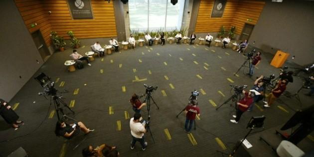 Elecciones Jalisco 2021: Seguridad, primer tema que abordaron candidatos a Zapopan en foro del Iteso