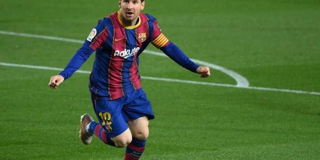 Aplastante victoria del Barcelona sobre el Getafe